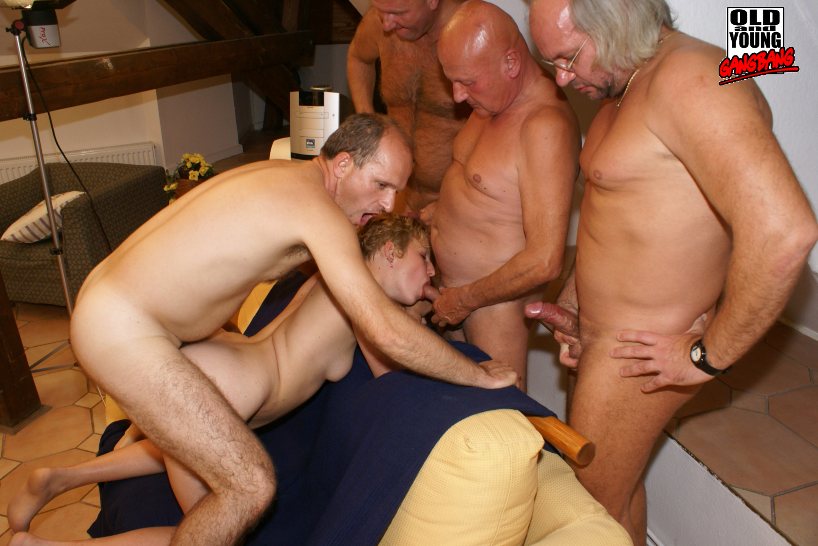 Gay gang bang gallery