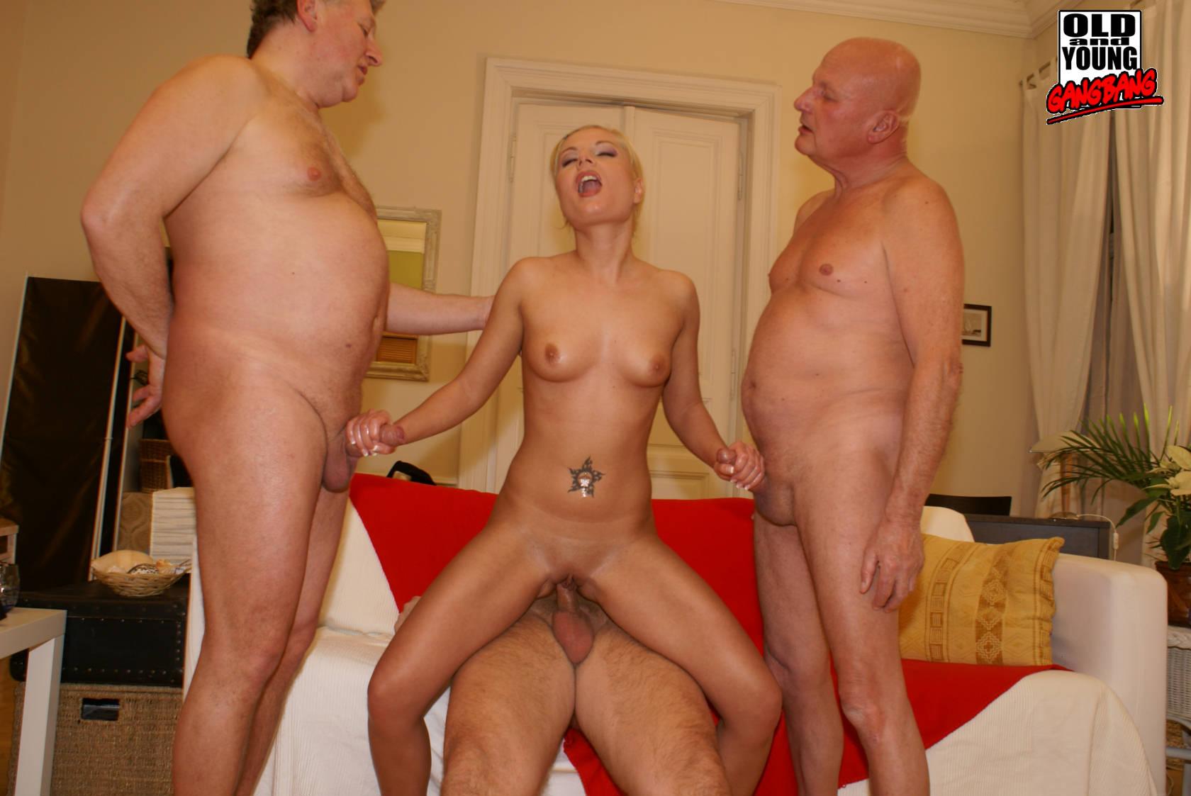 Секс и старики с извращением 6 фотография