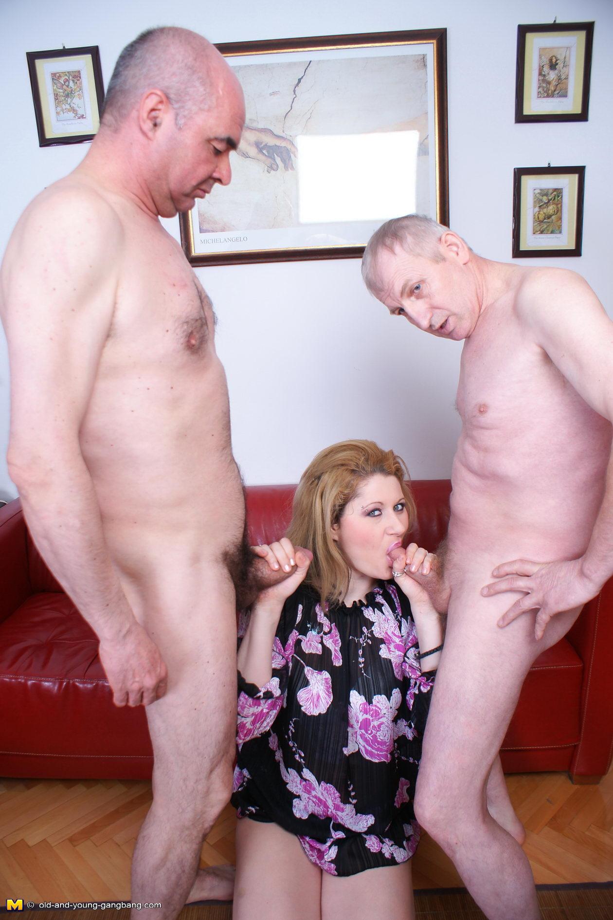 Секс с родным внуком 2 фотография