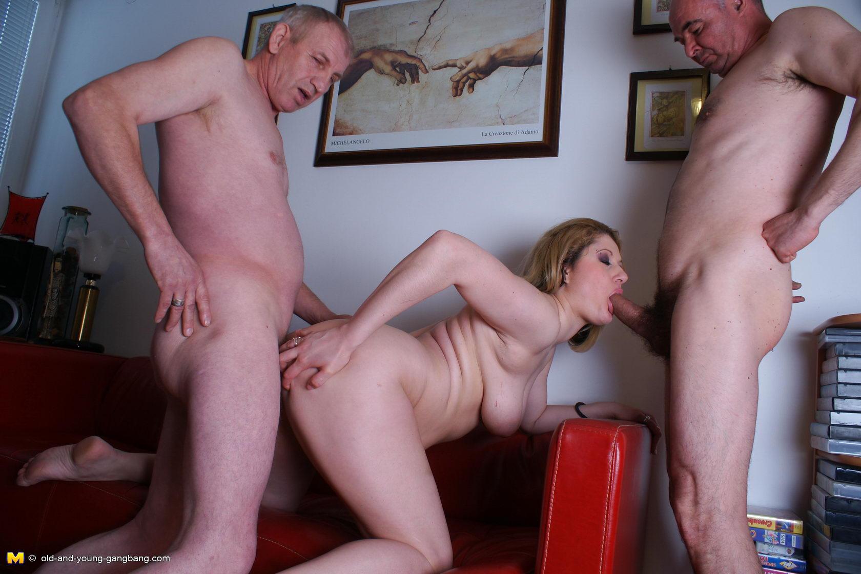 Деревня село дедушка внучка секс