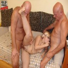Kinky, young and horny just the way these old guys like it